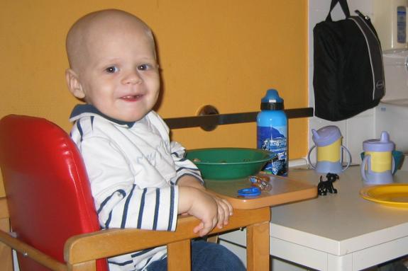 05. Dezember 2008 – Ergebnis der 2. Knochenmarkspunktion